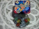 STREAMERS MARBLES ONE BAG
