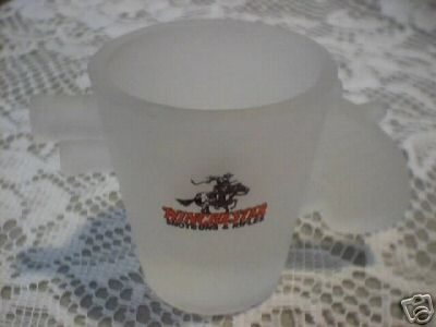WINCHESTER GUNS SHOT GLASS
