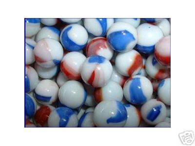 PATRIOT MARBLES ONE BAG