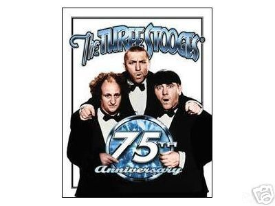STOOGES  -  75TH ANNIVERSARY