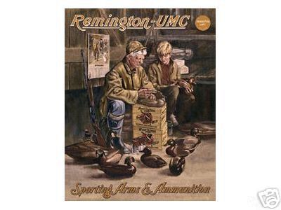 REMINGTON  -  DECOY MAKER