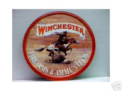 WINCHESTER FIREARMS & AMMUNITION