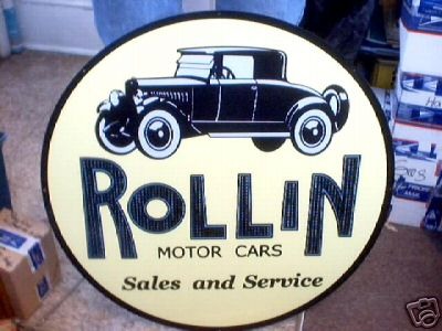 ROLLIN SALES AND SERVICE