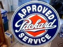 PACKARD APPROVED SERVICE