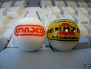 NEW CONOCO PENNZOIL LOGO MARBLES ADVERTISING MARBLE