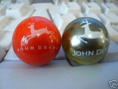 JOHN DEERE MARBLES