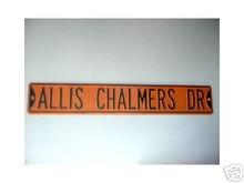 ALLIS CHALMERS DRIVE