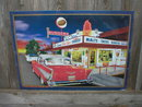 57 CHEVROLET ROUTE 66 DRIVE-UP SIGN