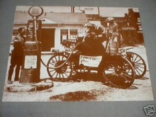 SOCONY GAS STATION PRINT