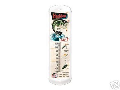 HEDDON'S THERMOMETER