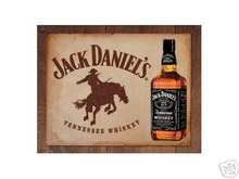 JACK DANIELS TENNESSEE WHISKEY SIGN