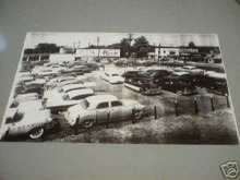 50'S USED CAR LOT