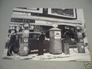 MOBILOIL FILLING STATION PRINT PICTURE