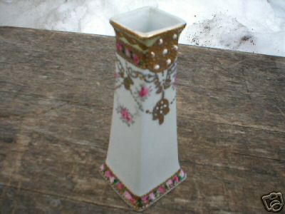 SMALL VASE MARKED NIPPON