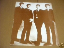BEATLES PRINT PICTURE POSTER SIGN