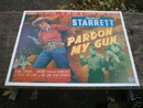 CHARLES STARRETT MOVIE POSTER PRINT