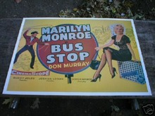 MARILYN MONROE MOVIE POSTER PRINT