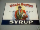 UNCLE REMUS SYRUP  -  PRINT