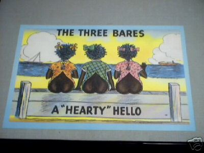THE THREE BARES