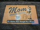 MOM'S LAUNDRY TIN METAL SIGN
