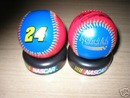 JEFF GORDON BASEBALL NASCAR COLLECTIBLE