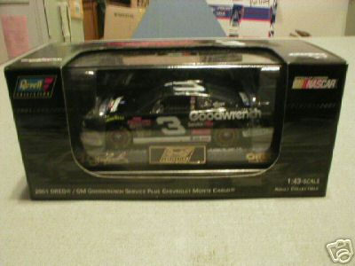 DALE EARNHARDT SR. 1:43 GOODWRENCH OREO CAR