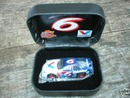 MARK MARTIN VALVOLINE 1:64 1999 NASCAR #6 IN CASE NR