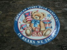 AMERICAN TEDDY BEAR COMPANY SIGN
