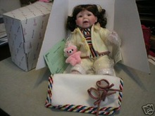 DIANA - PORCELAIN DOLL - DUCKHOUSE