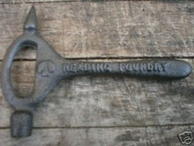 CAST IRON FOUNDRY HAMMER PA.
