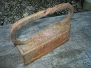 CAST IRON TAILOR IRON CLOTHES IRONS NR