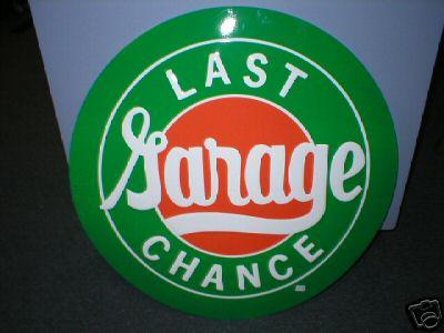 LAST CHANCE GARAGE 24