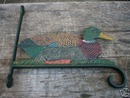 DUCK PLANT HOLDER WALL HANGING BRACKET