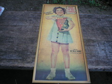 SHIRLEY TEMPLE POSTER PRINT