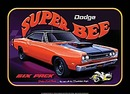 DODGE SUPER BEE TIN SIGN METAL BAR SIGNS