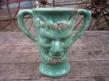 Majolica Etruscan Mug