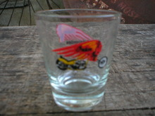 Indian Motorcyles Shotglass