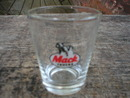 MACK TRUCKS SHOTGLASS