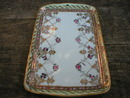 Porcelain Dresser Tray marked Nippon