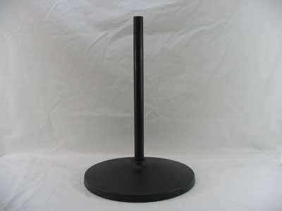 CAST IRON WEATHERVANE STAND HOLDER S