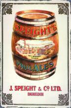 SPEIGHT'S PRIZE ALES HEAVY METAL SIGN S