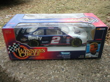 RUSTY WALLACE 1:24 WINNERS CIRCLE CAR