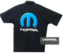 MOPAR 3D LOGO SCREEN PRINTED WORKSHIRT