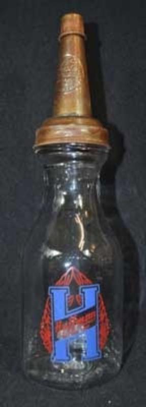 HUFFMAN Oil Bottle SPOUT Dust Cap