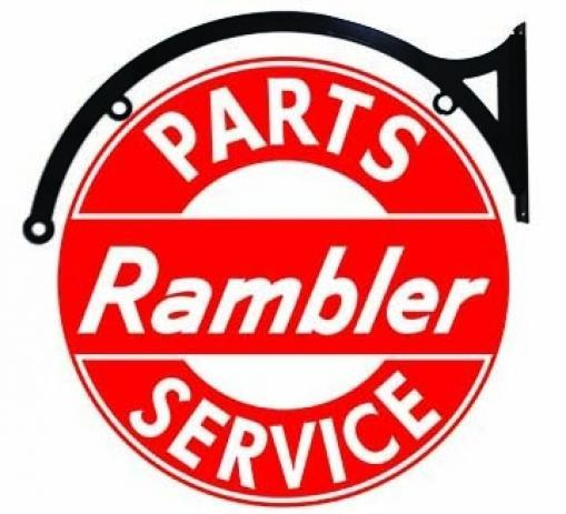 Rambler Parts Service Double Sided 22