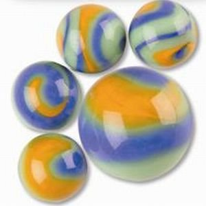 MONET TOY MARBLES ONE BAG