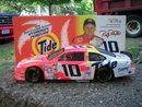 RICKY RUDD #10 1:24 TIDE/HYDROGEN PEROXIDE DIECAST CAR