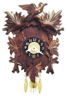 CUCKOO STYLE NOVELTY CLOCK DECORATIVE CLOCKS C