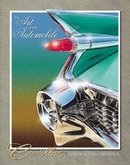 CADILLAC '59 TAILS RETRO METROTIN METAL SIGN