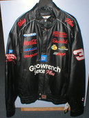 NEW DALE EARNHARDT LEATHER JACKET COAT SIZE 2X NWT E